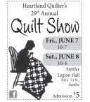 Heartland Quilter's 29th Annual Quilt Show