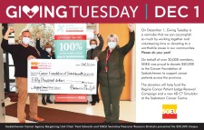 Giving Tuesday is a remainder that we can accomplish so much