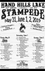 103RD ANNUAL HAND HILLS LAKE STAMPEDE