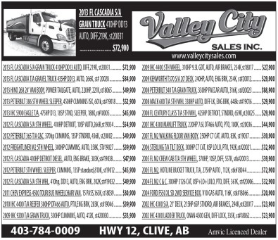 Valley City Sales in Clive