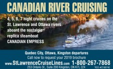 Canadian River Cruising C