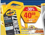 ULTRA PLATINUM SYNTHETIC OIL