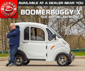 Boomerbuggy X at Daymak