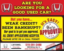ARE YOU LOOKING FOR A GOOD USED CAR?
